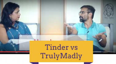 Seasons' Dating on Tinder or Truly Madly?