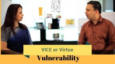 Vulnerability: Vice or Virtue in the Entrepreneurial Startup journey