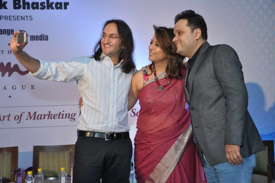 Book Launch of Papa CJs Book Naked | The Kolkata Mail